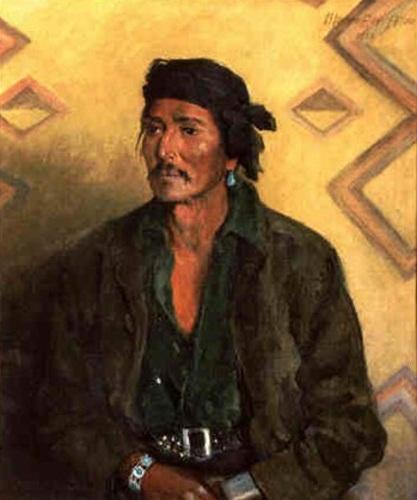 Hoteen Isosie, Navajo