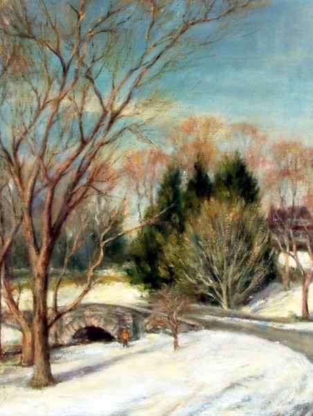 Winter In Crestwood
