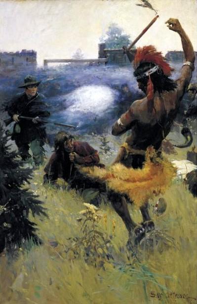 Siege Of Fort Boonesboro