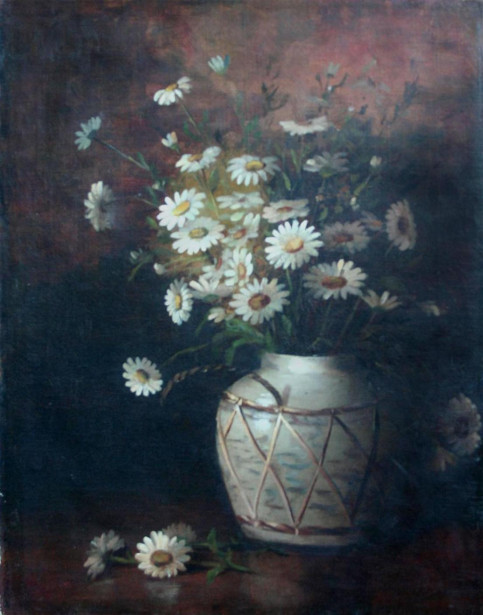 Daisies In A Jug