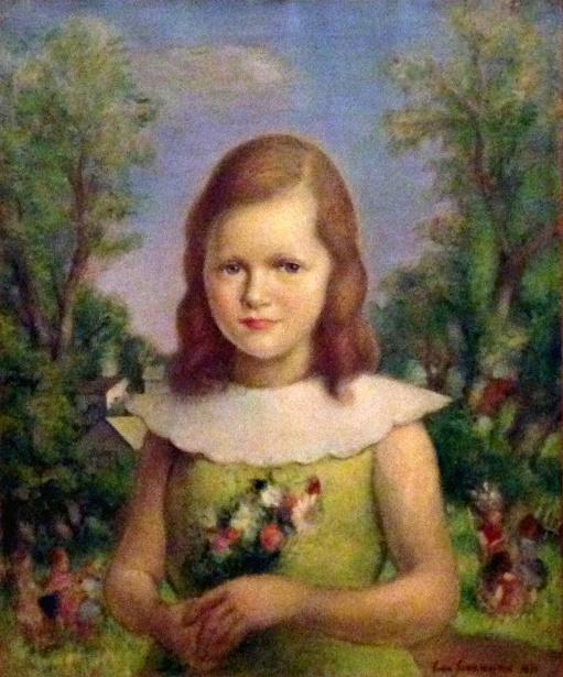 Helen Byrne Hackett, Age 8