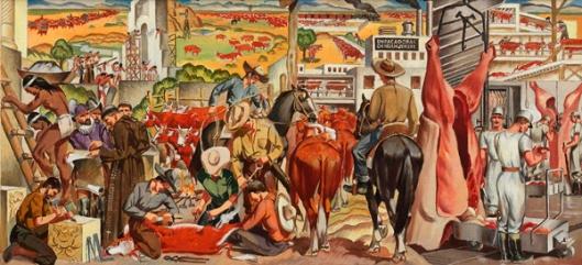 La Nueva Industria de la Ganaderia en el Estado de Chihuahua