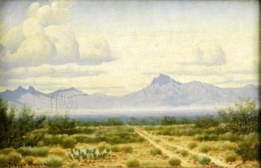 Los Potrillos Mountains