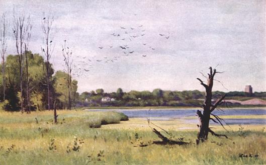 Parker's Lake