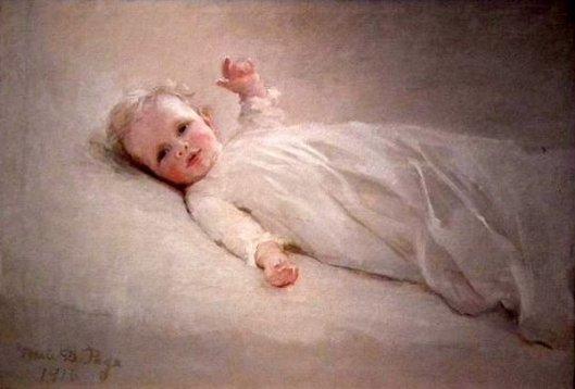 Marjorie Saltonstall, 3 Months