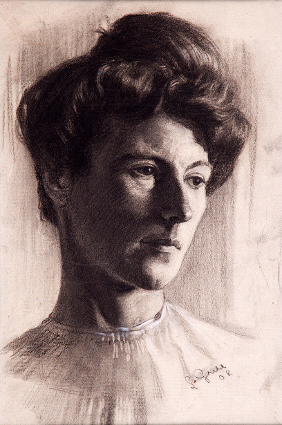 The Artist's Mother, Lena