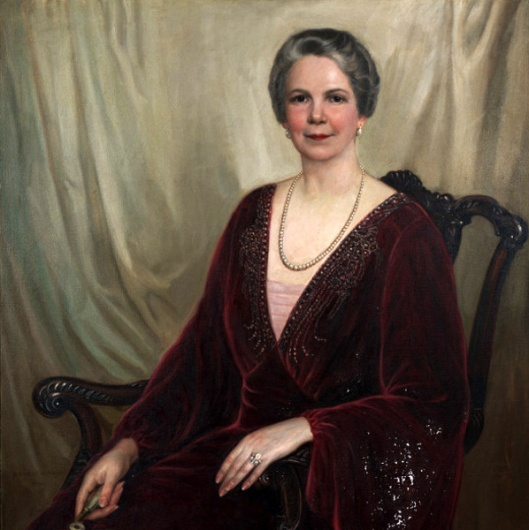 Mrs. Henry Grady Meador, née Sara Boone Mattingly