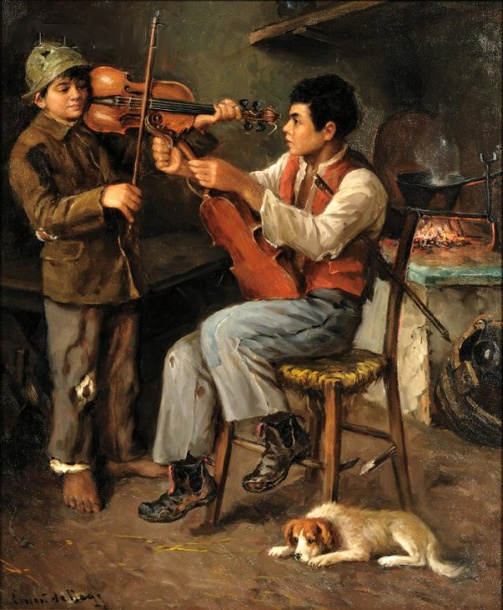 The Young Violinists