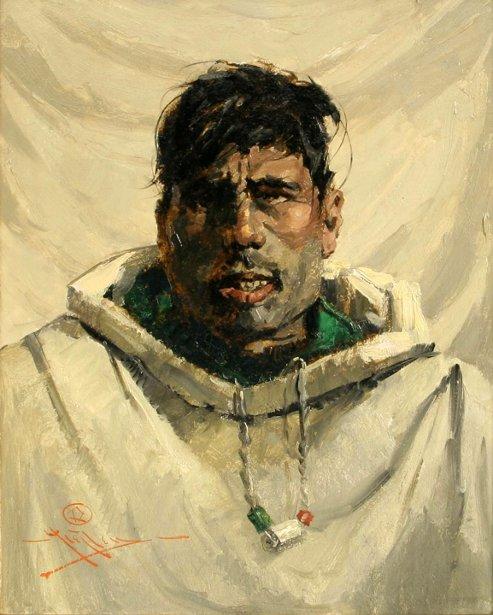 A Young Eskimo