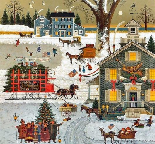 Cape Cod Christmas