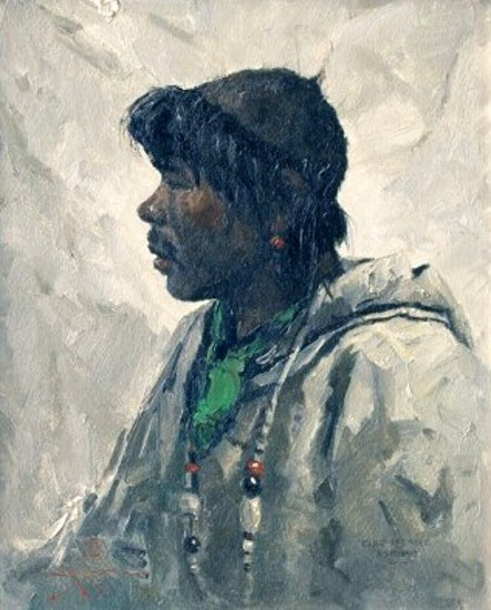 King Island Eskimo