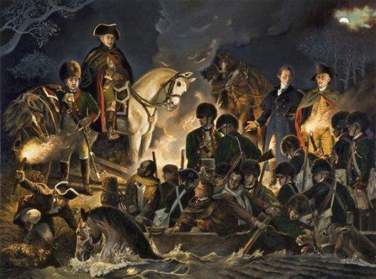 Major General Nathanael Greene Saves The Army (Halifax County Virginia - February 14, 1781)