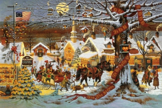 Small Town Christmas