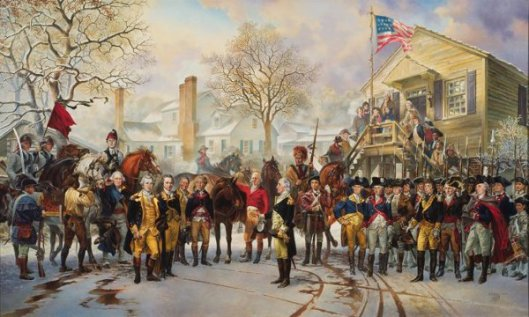 The Change Of Command (Charlotte, North Carolina, 1780)