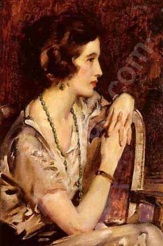 Rowena - Portrait Of A Lady