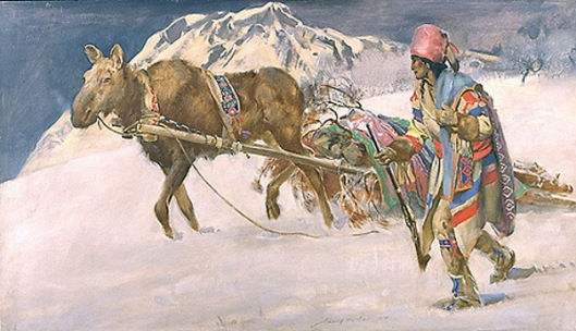The Moose Travoix