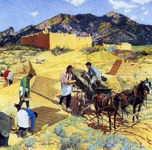 Builders In The Desert