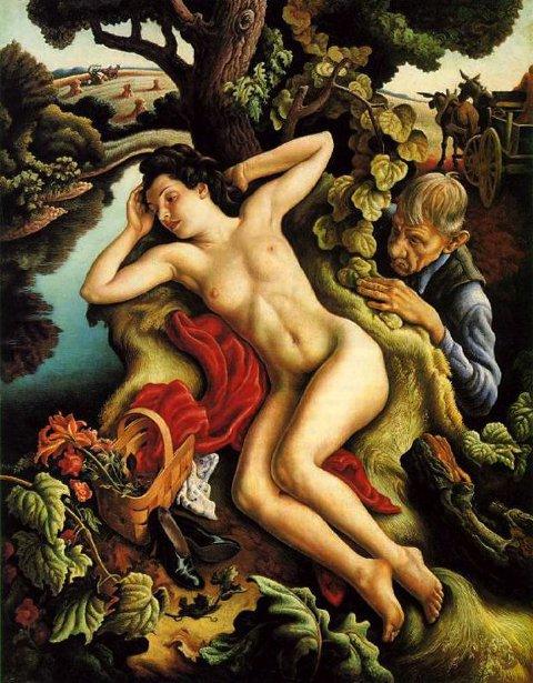 Persephone - The Rape Of Persephone