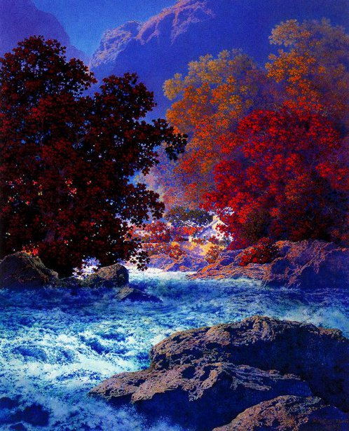 Swiftwater (Misty Morn)