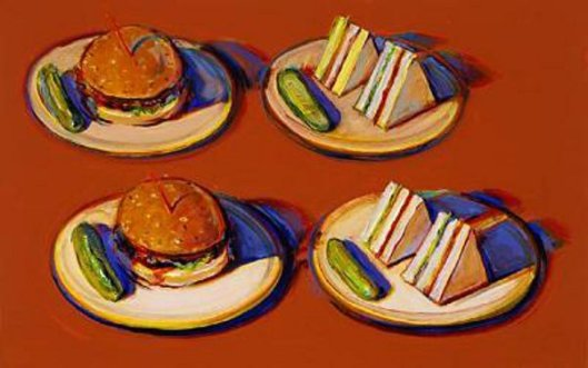 Four Sandwiches