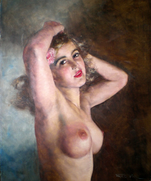 Katie sagal naked