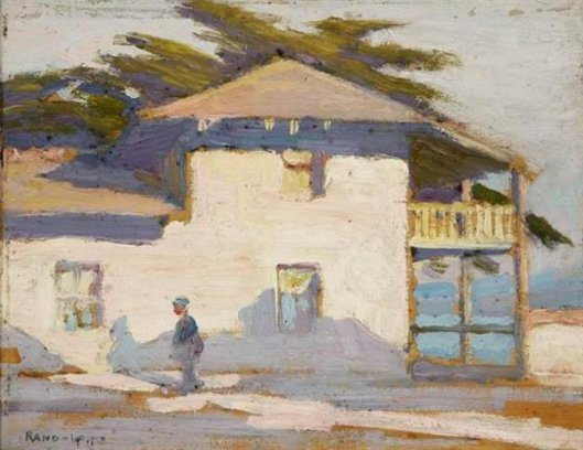 Old Custom House, Monterey, California