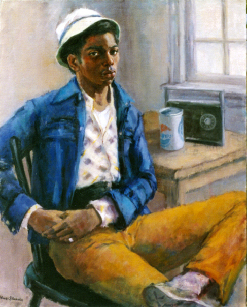 Boy With Pepsi