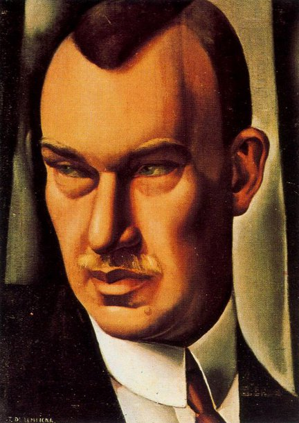 Portrait Of Baron Raoul Kuffner