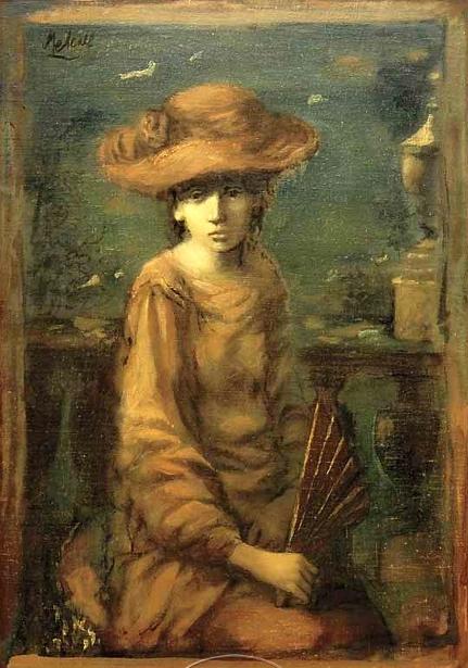 Venetian Woman