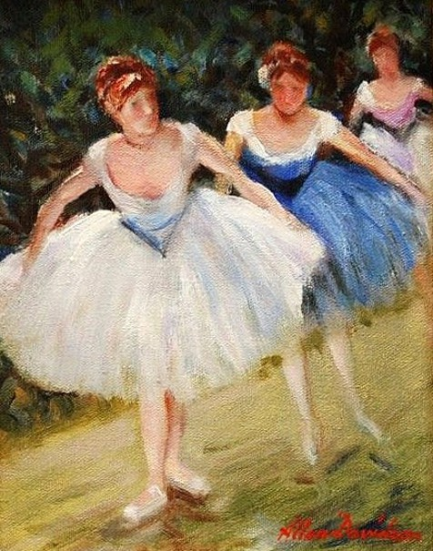 The Ballet Dancers