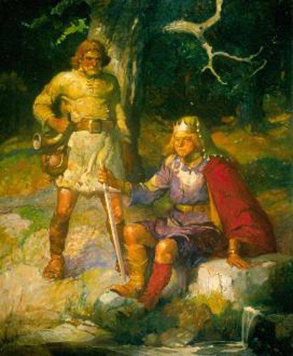 Ivanhoe - Gurth And Wamba
