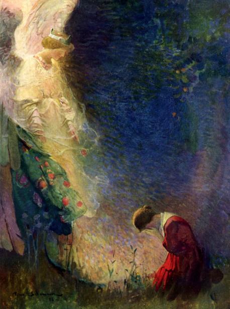 Joan Of Arc - Often They Appeared In The Little Garden