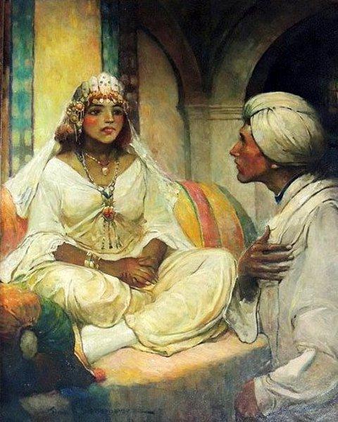 The Marriage In Kairwan