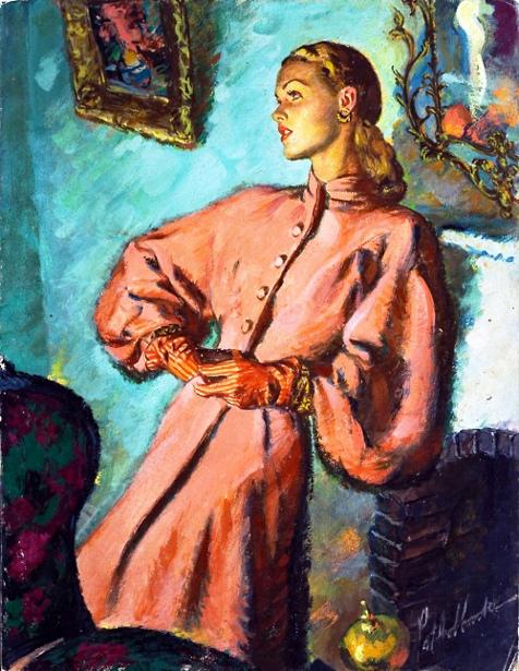 Woman In Situ