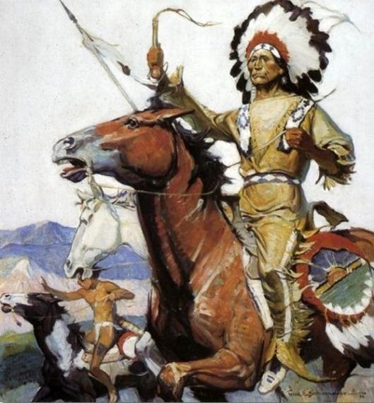 Chief Dark Horse
