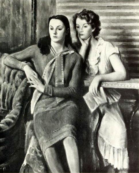 Jeanne And Lydia