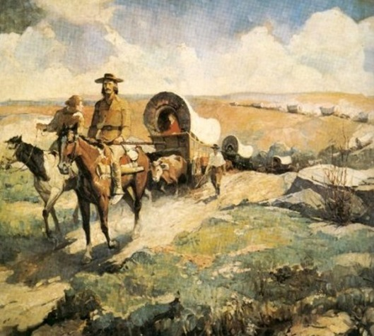 The Wagon Train