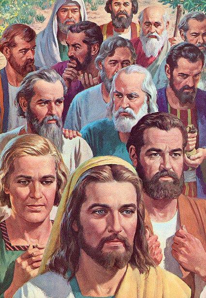 Twelve Men Called