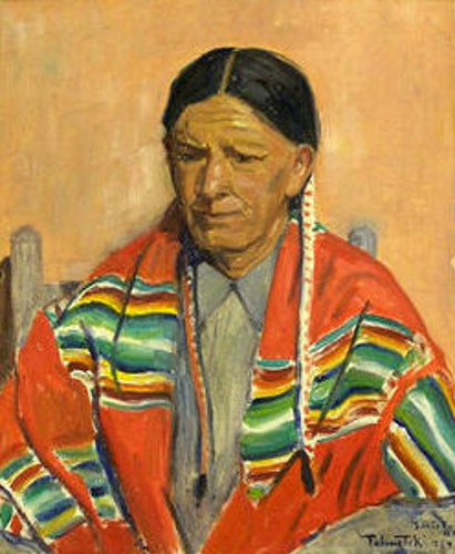 Native American Rugs In Santa Fe: AMERICAN GALLERY - 20th Century