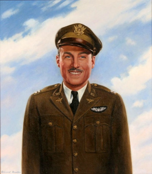 Air Force Captain Roscoe Turner