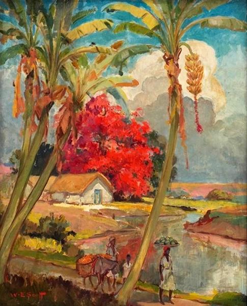 Haitian Landscape