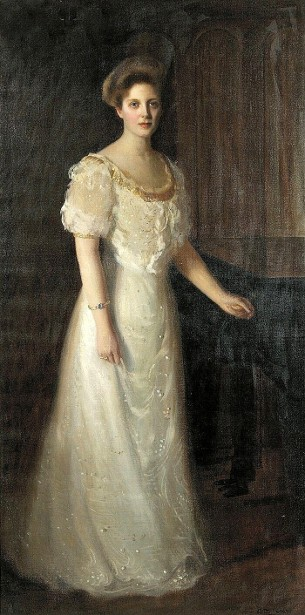 Irene Dutcher (née Sweet) Of Hopedal, Massachusetts