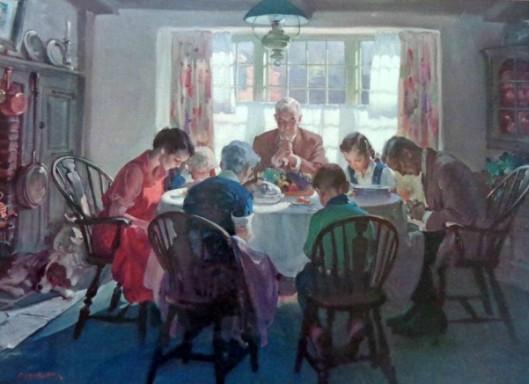 Dinner Blessing