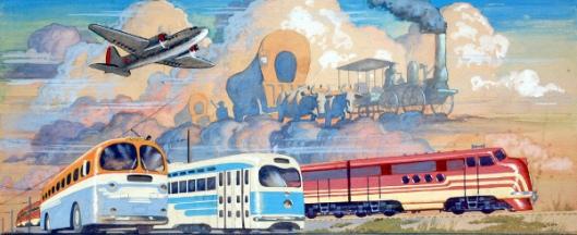 History Of Modern Transportation