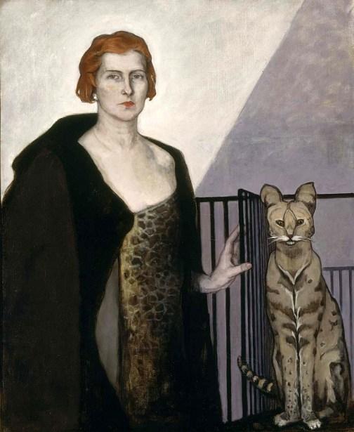 Baroness Emile d'Erlanger