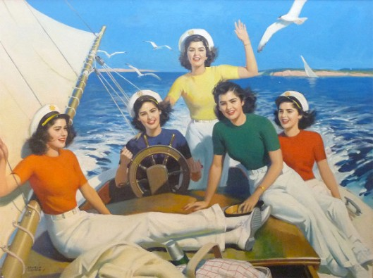 The Dionne Quintuplets - Smooth Sailing