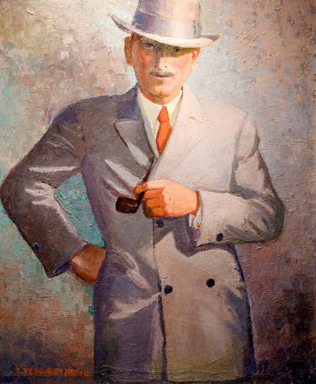 Edgar Payne (Artist's Husband)