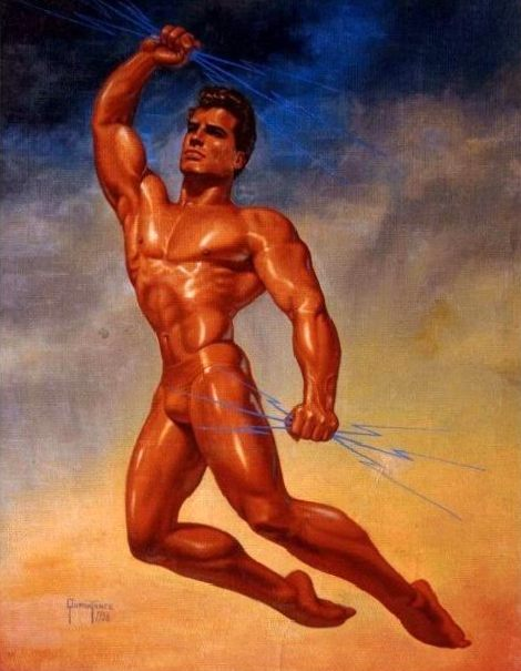 Vulcan - Steve Reeves