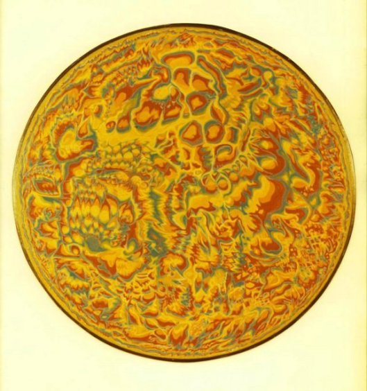 Round Yellow