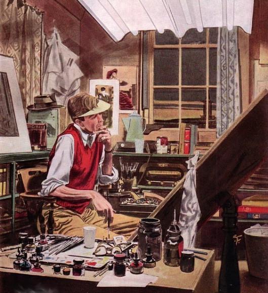 Famous Artists School